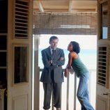 El inspector Richard y la investigadora Camile