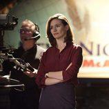 Emily Mortimer interpreta a Mackenzie McHale en 'The Newsroom'