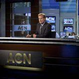 Jeff Daniels es el presentador William McAvoy en 'The Newsroom'