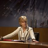 Jane Fonda interpreta a Leona Lansing en 'The Newsroom'