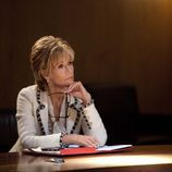 Jane Fonda interpreta a Leona Lansing, directora general de Atlantis, en 'The Newsroom'