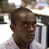 Chris Chalk interpreta a Gary Cooper en 'The Newsroom'