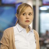 Alison Pill encarna a Maggie Jordan en 'The Newsroom'