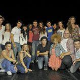 Casting completo de 'Dreamland', apuesta de Telecinco para 2013