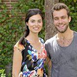 Dos actores de la nueva etapa de 'El secreto de Puente Viejo'