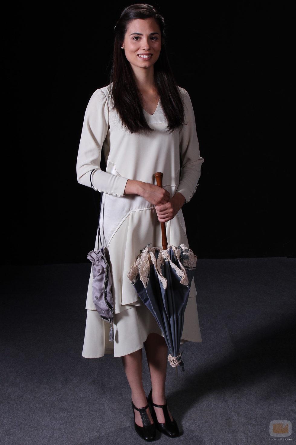 María Castañeda Ulloa, interpretada por Loreto Mauleón