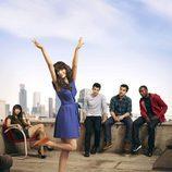 El elenco de 'New Girl', nueva serie de FOX España