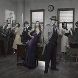 Foto promocional de la cuarta temporada de 'Castle'