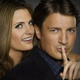 Nathan Fillion y Stana Katic protagonizan la cuarta temporada de 'Castle'