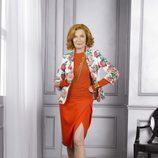 Susan Sullivan es Martha Rodgers en la cuarta temporada de 'Castle'