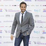 Roberto Leal en los Premios Iris 2012