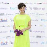 Cristina Villanueva en los Premios Iris 2012