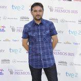 Jordi Évole en los Premios Iris 2012
