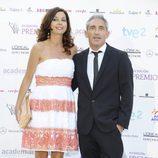 Jon Sistiaga y Yolanda Benítez en los Premios Iris 2012