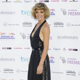 Bárbara Muñoz en los Premios Iris 2012