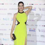 Mar Saura en los Premios Iris 2012