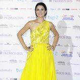 Silvia Jato en los Premios Iris 2012