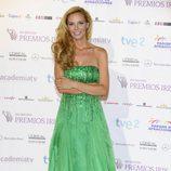 Paula Vázquez en los Premios Iris 2012
