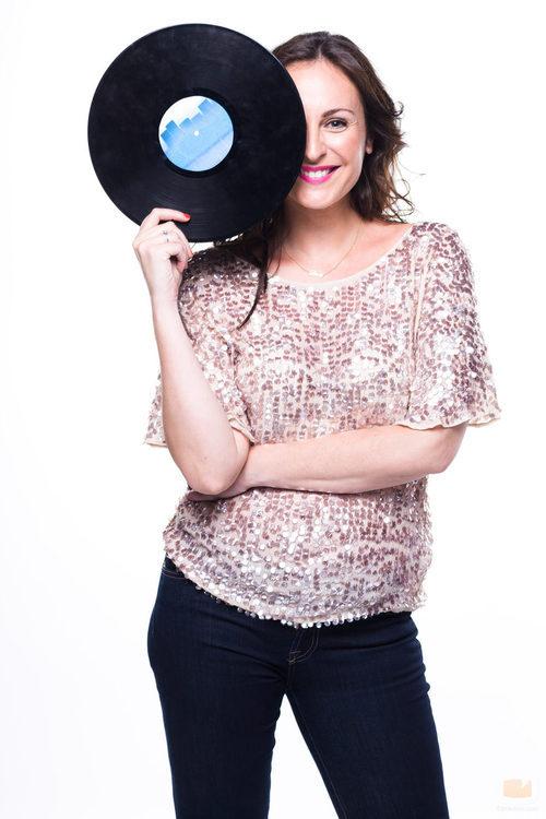 Ana Milán participa en el primer programa de 'Dando la nota'
