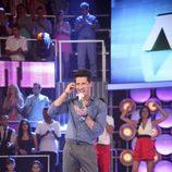 Jaime Cantizano en el primer programa de 'Dando la nota'