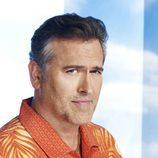 Bruce Campbell en la quinta temporada de 'Último aviso'