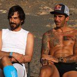 Santi Millán y Josef Ajram en 'Imparables'