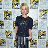 Rachael Taylor de '666 Park Avenue' en la Comic-Con 2012