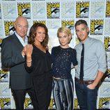 El reparto de '666 Park Avenue' en la Comic-Con 2012