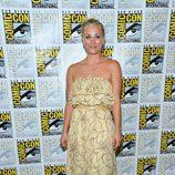Kaley Cuoco de 'The Big Bang Theory' en la Comic-Con 2012