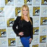 Melissa Rauch de 'The Big Bang Theory' en la Comic-Con 2012