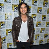 Kunal Nayyar de 'The Big Bang Theory' en la Comic-Con 2012