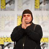 Paul Schrier de los Power Rangers en la Comic-Con 2012