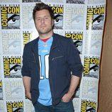 James Roday de 'Psych' en la Comic-Con 2012