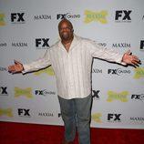 Mark Christopher Lawrence de 'Chuck' en la Comic-Con 2012