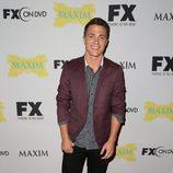 Colton Haynes de 'Teen Wolf' en la Comic-Con 2012