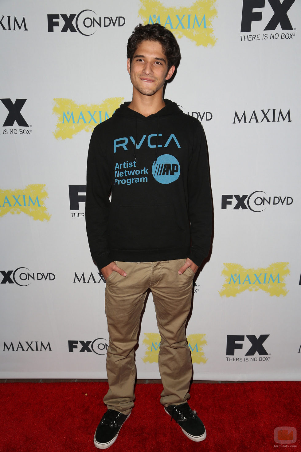 Tyler Posey de 'Teen Wolf' en la Comic-Con 2012