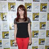 Melinda Clarke de 'Nikita' en la Comic-Con 2012