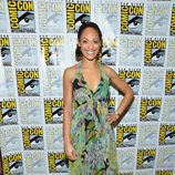 Cynthia Addai-Robinson de 'Spartacus' en la Comic-Con 2012