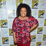 Yvette Nicole Brown de 'Community' en la Comic Con 2012