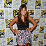 Jenna Ushkowitz de 'Glee' en la Comic-Con 2012