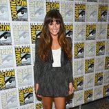 Lea Michele de 'Glee' en la Comic-Con 2012