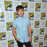 Kevin McHale de 'Glee' en la Comic-Con 2012