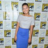 Naya Rivera de 'Glee' en la Comic-Con 2012