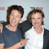 Stephen Moyer y Sam Trammell en la Comic-Con 2012