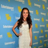 Camilla Luddington en la Comic-Con 2012