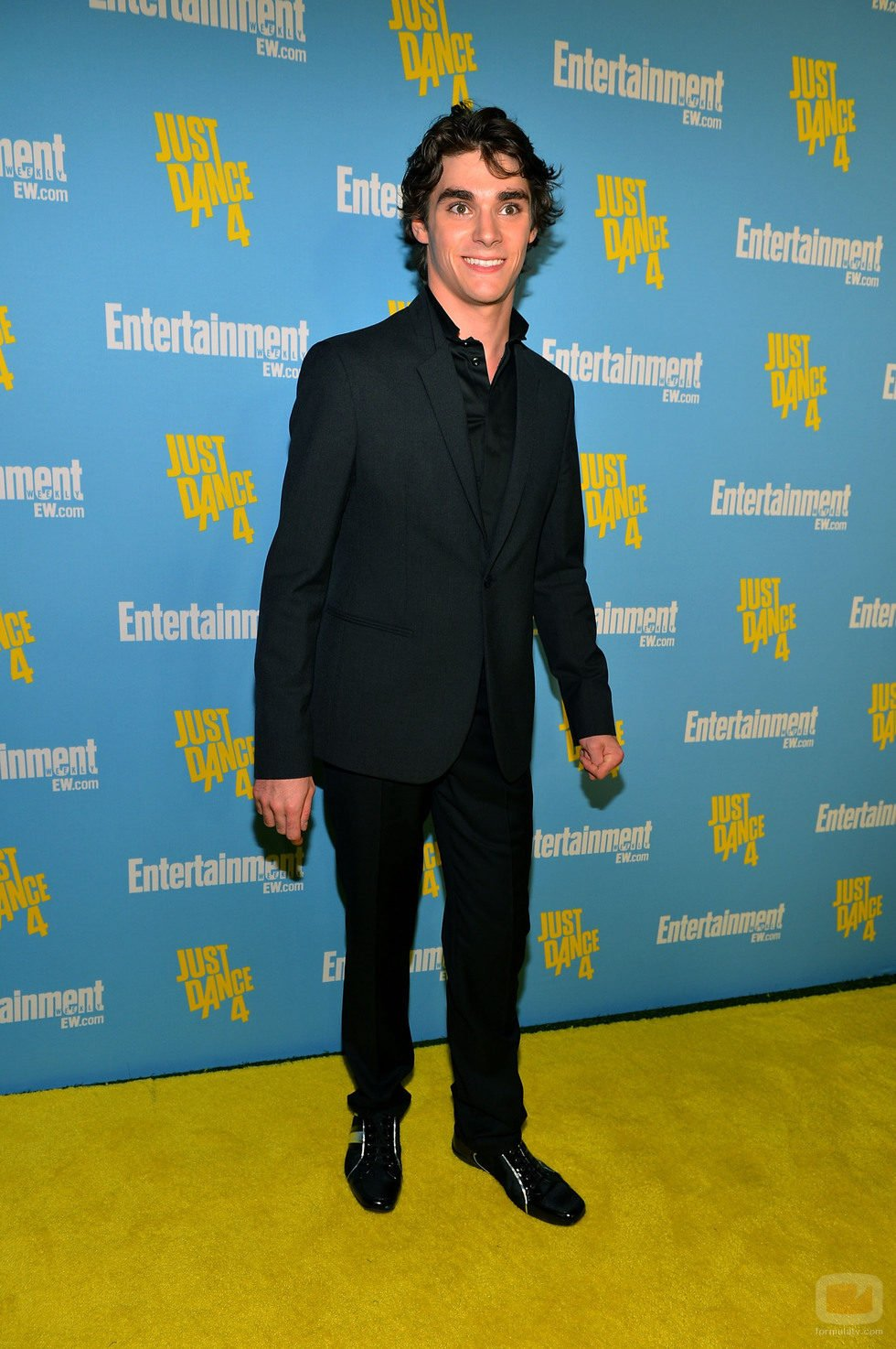 RJ Mitte de 'Breaking Bad' en la Comic-Con 2012