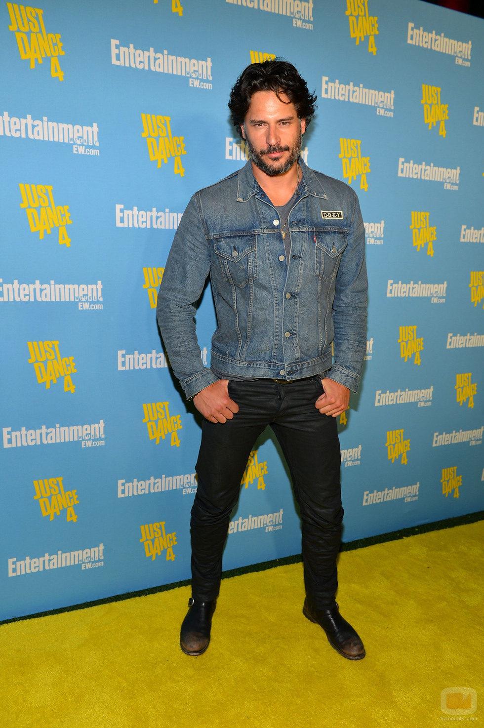 Joe Manganiello de 'True Blood' en la Comic-Con 2012
