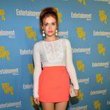 Holland Roden de 'Teen Wolf' durante la Comic-Con 2012