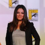 Mila Kunis de 'Padre de familia' en la Comic-Con 2012