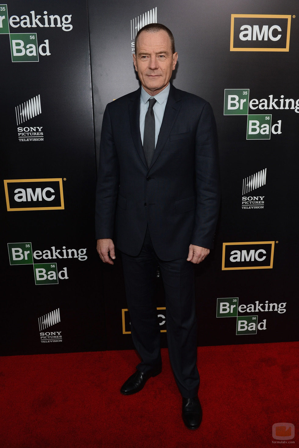Bryan Cranston de 'Breaking Bad' en la Comic-Con 2012